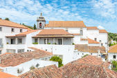 Church in Obidos, Portugal — Stock Photo