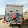 Motorhome bikes — Stock Photo #36809151