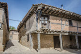 Medieval house in Spain — Stock Photo