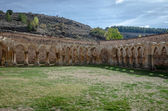 Cloister monastery in Spain — Foto de Stock