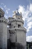 Olite Castle, Navarre — 图库照片