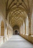 スペインで中世の回廊 — ストック写真