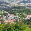 Stock Photo: Village of Sintra,Portugal