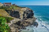 在葡萄牙的悬崖 — 图库照片