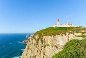 Lightouse in Cabo da Roca, Portugal — 图库照片