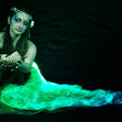 Beautiful mermaid girl — Stock Photo #12816134