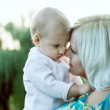 Mother and baby — Stock Photo #13413880