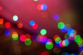 Puntos de luz — Foto de Stock