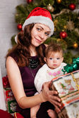 Mother and Child baby — Stock Photo