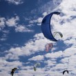 Kiting - Stock Photo