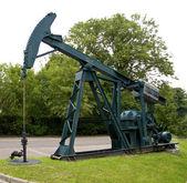 Oliewinning — Stockfoto