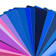 Color Fan — Stock Photo