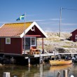 Kaeringoen, Sweden - Stock Photo