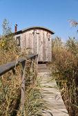 Sauna — Stock fotografie