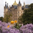 Schwerin castle — Stock Photo #14077544