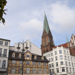 Cathedral of Schwerin — Stock Photo