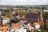 Ribnitz-Damgarten — Stock Photo