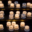 Stock Photo: Prayer Candles