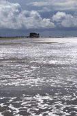 St. Peter-Ording — Stock Photo