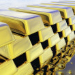 Stockfoto: Digital Gold Bullions