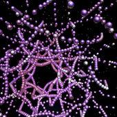 Digital fractal Structure — Stock Photo