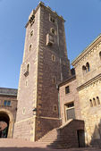 Wartburg Castle in Germany — 图库照片