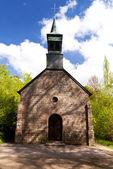 Cappella nell'eifel — Foto Stock