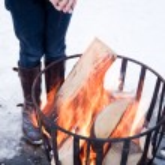 Warming up — Stock Photo
