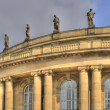 Opera of Stuttgart — Stock Photo