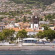 Funchal on Madeira — Stock Photo