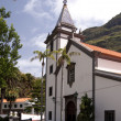 Stock Photo: Church on Madeira