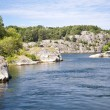 Stock Photo: Archipelago in Sweden