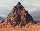 Montagna del buddha — Foto Stock
