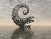 Espiral — Foto Stock