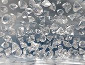 Diamanty — Stock fotografie