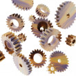 Stock Photo: Gears