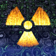 Radioactivity — Stock Photo