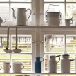 Stockfoto: Kitchen Window