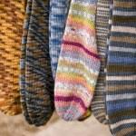 Wool Socks — Stock Photo