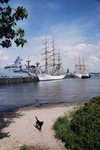 Tall Ship — Stock Photo