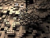 блоки — Стоковое фото