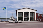 Karlskrona in Sweden — Stock Photo