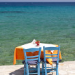 Tavern in Kokkari, Samos — Stock Photo #31697505