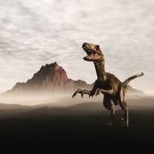 Dinozaur — Zdjęcie stockowe