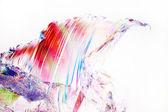 Pastic folie textuur — Stockfoto
