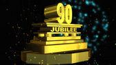 Jubileusz — Zdjęcie stockowe