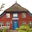 Stock Photo: House in Fischland