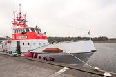 Maritime Salvage Lifeboat — Stock Photo