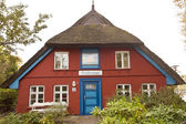 House in Fischland — Stock Photo