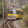 Stock Photo: Rack Railway